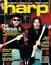 A Fine Issue of Harp Magazine