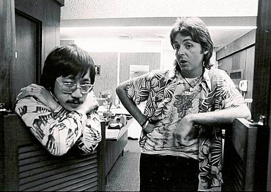 Ben_Fong&Beatle_Paul