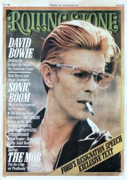 Vintage Rolling Stone cover