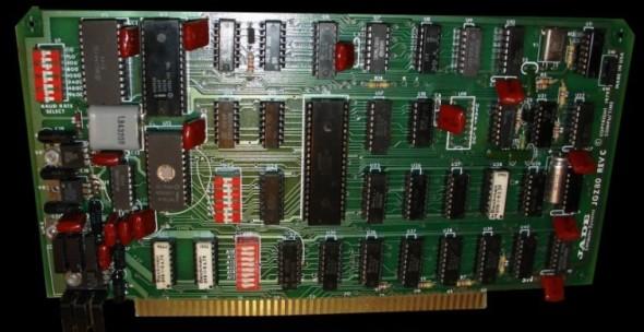 Super-sexy Z80 Board